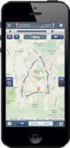 Mobile Route Planner