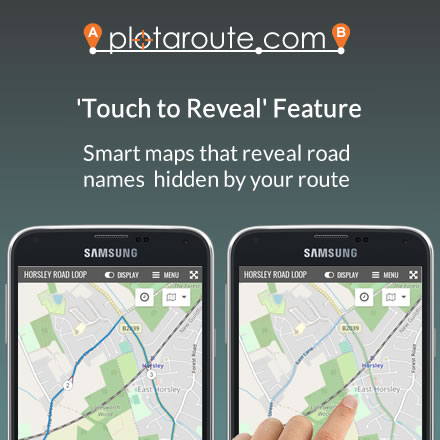 Touch to Reveal feature